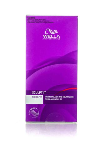 WELLA SCULPT/BASE LINE/MILD KIT