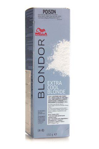 WELLA BLONDOR EXTRA COOL BLONDE 150G