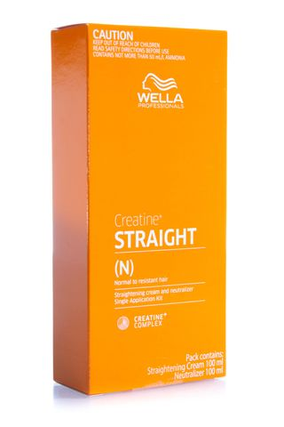 WELLA STRAIGHT KIT 100ML COL