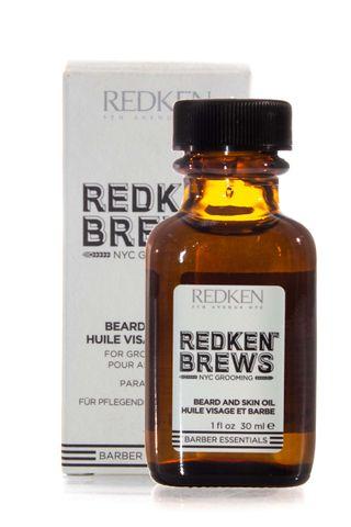 REDKEN BREWS BEARD & SKIN OIL 30ML