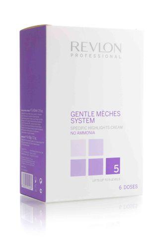 REVLON GENTLE MECHES SYSTEM X 6 BOX