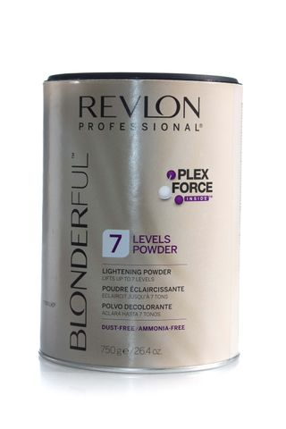 REVLON BLONDERFUL 7 LIGHT POWDER 750G