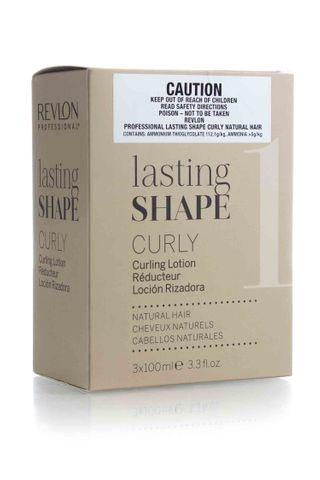 REVLON LS CURLY HAIR X 3 NATURAL
