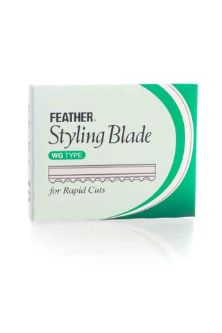FEATHER STYLING BLADE RAPID 10 BLADES