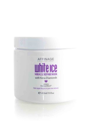 AFF WHITE ICE MIRACLE REPAIR MASK 450ML*