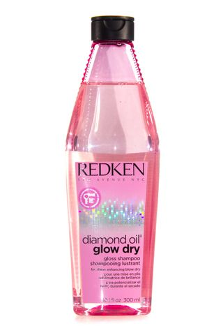 REDKEN DIAMOND OIL GLOW DRY SHP 300ML