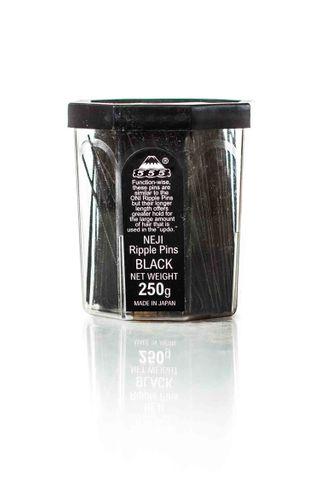 ONI RIPPLE PINS 3 250GM TUB - BLACK