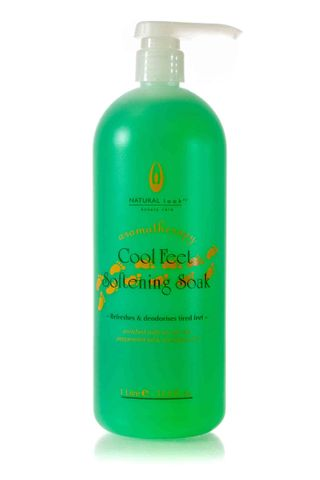 N/LOOK COOL FEET SOFTENING SOAK 1L