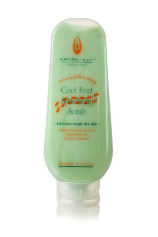 N/LOOK COOL FEET STIMULATING SCRUB 200ML