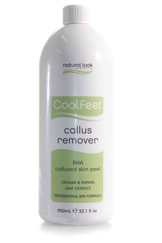 N/LOOK COOL FEET CALLUS REMOVER 950ML