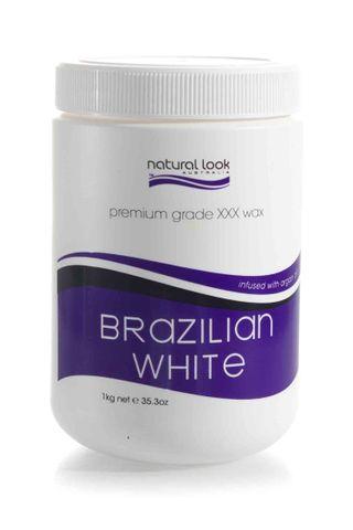 N/LOOK BRAZILIAN STRIP WAX 1kG