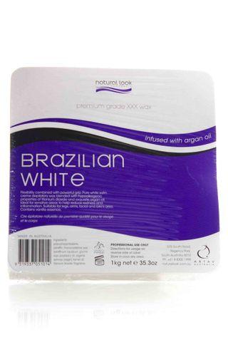 N/LOOK BRAZILIAN HARD WAX 500G