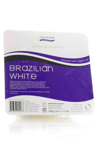 N/LOOK BRAZILIAN HARD WAX 1KG