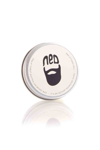 NED BEARD WAX 40G WHITE VANILLA