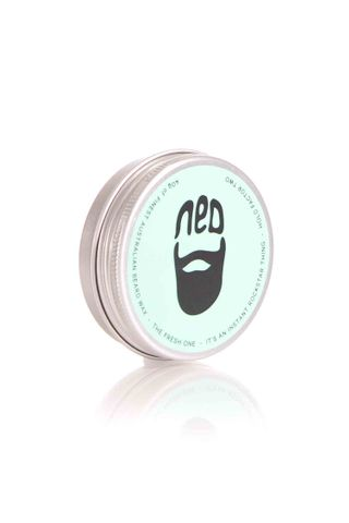 NED BEARD WAX 40G GREEN FRESH