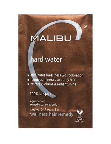 MALIBU HARD WATER SACHETS 12PCE
