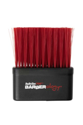 BABYLISS BARBEROLOGY NECK BRUSH RED