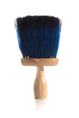 DTL PROF NECK DUSTER BLK/BLUE
