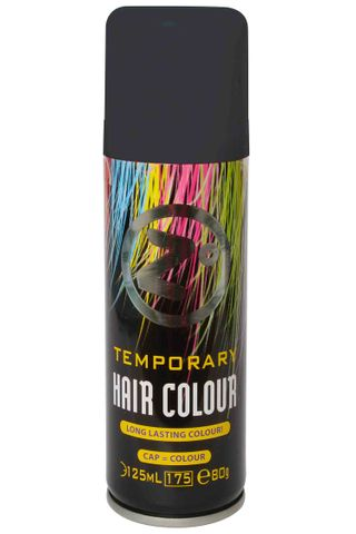 ZO HAIR SPRAY 125ML BLACK
