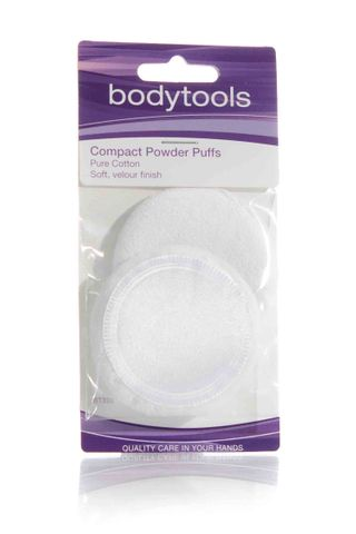 BODY TOOLS COMPACT PUFF SATIN