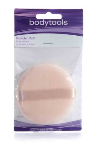 BODY TOOLS VELOUR POWDER PUFF