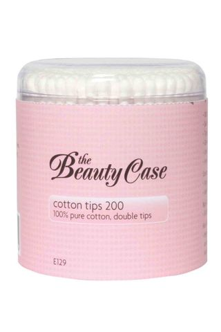 BEAUTY CASE COTTON TIPS IN A DRUM (200)