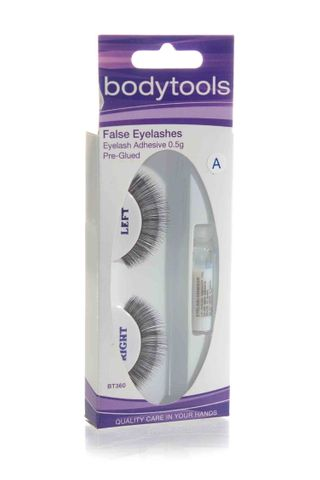 BODY TOOLS EYELASHES W/GLUE A