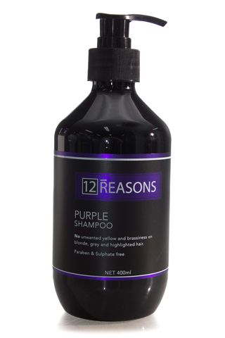 12 REASONS PURPLE SHAMPOO 400ML