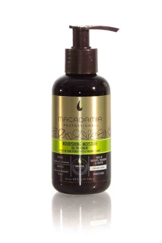 PROF MACADAMIA NOURISH OIL 125ML PUMP