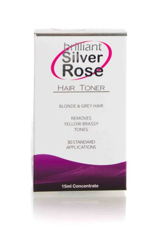 BRILLIANT SILVER ROSE 15ML