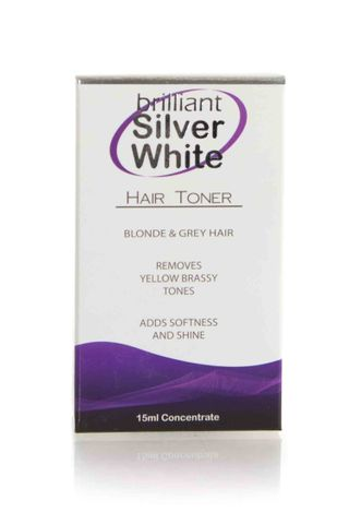 BRILLIANT SILVER WHITE 15ML