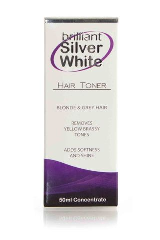 BRILLIANT SILVER WHITE 50ML