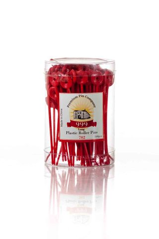 DTL 999 PLASTIC ROLLER PINS (RED 702)