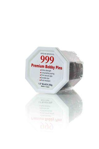 DTL 999 BOBBY PINS 1.5 BLACK 250G