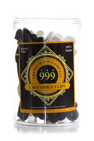 DTL 999 CROCODILE CLIP SET 10PC