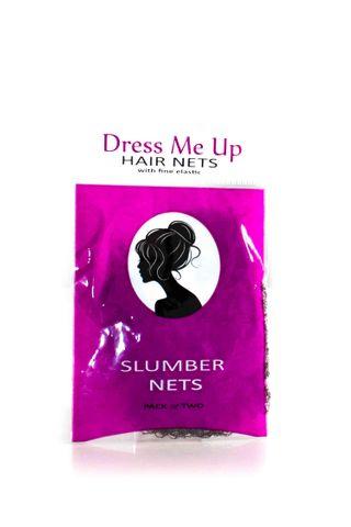 DRESS ME UP SLUMBER NET 2PK BROWN
