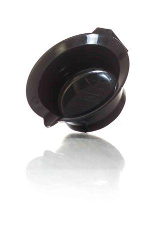 DTL TINT BOWL BLACK RUBBER BASE