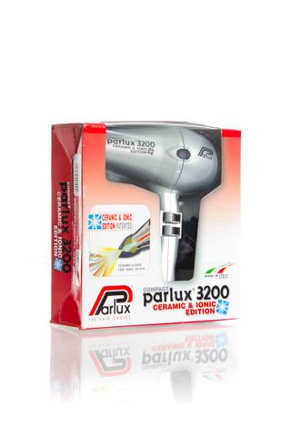 PARLUX 3200 CERAMIC&IONIC DRYER SILVER