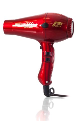 PARLUX 3200 CERAMIC&IONIC DRYER RED