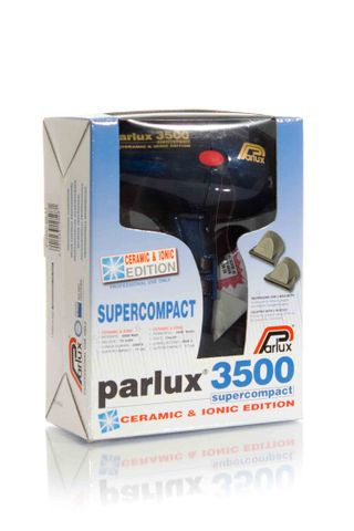 PARLUX 3500 CER & IONIC BLUE