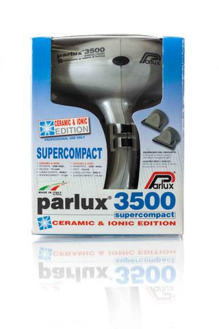 PARLUX 3500 CER & IONIC  SILVER*