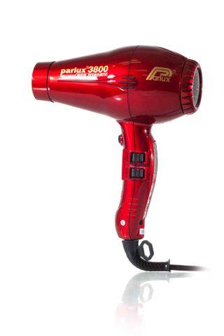 PARLUX 3800 CERAMIC&IONIC DRYER RED