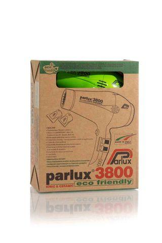 PARLUX 3800 CERAMIC&IONIC DRYER GREEN