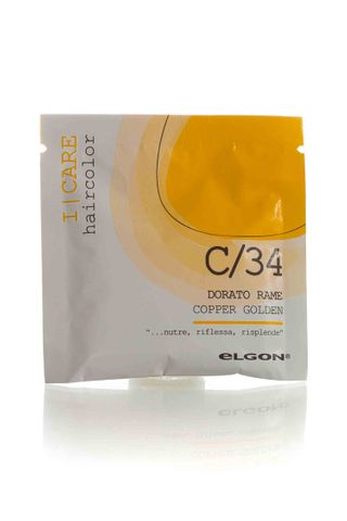 ELGON I-CARE SACHETS COPPER GOLD C/34