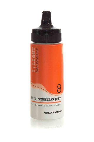 ELGON I-LIGHT 100ML 8 RED*
