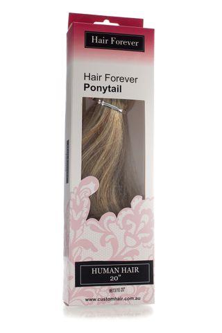 HAIR FOREVER HUMAN HAIR PONYTAIL #613/10