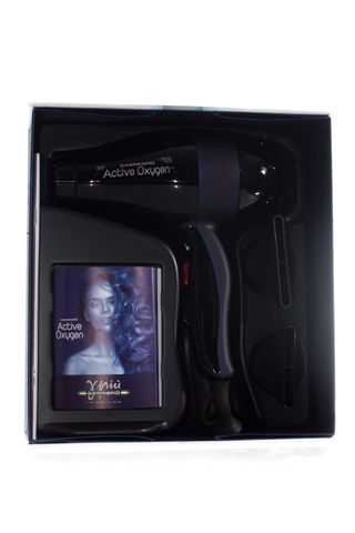 ACTIVE OXYGEN HAIR DRYER BLACK