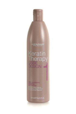 ALFAPARF KERATIN DEEP CLEANSE SHP 500ML