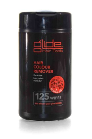 GLIDE COLOUR REMOVER WIPES 125'S