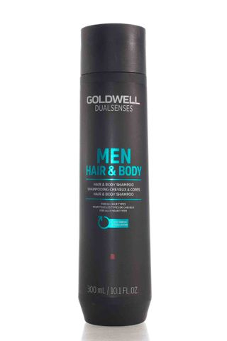 G/WELL DS MEN HAIR & BODY SHP 300ML